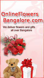 Online delivery of gifts to Bangalore